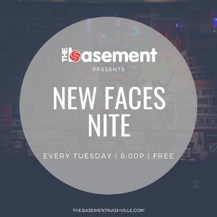 New Faces Night Feat., Dizzy Dames, Jared Dylan, Carolyn Miller, Kody