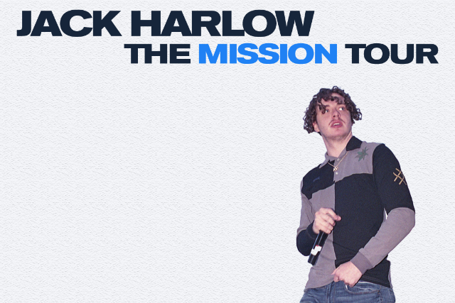 Ticket for Jack Harlow – The Mission Tour