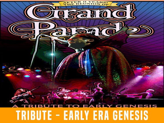Grand Parade - A Tribute to early Genesis