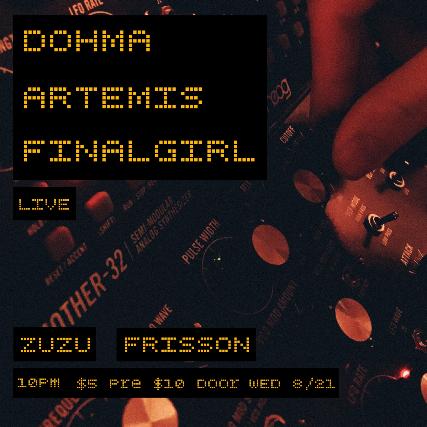 Dohma, Artemis, Final Girl