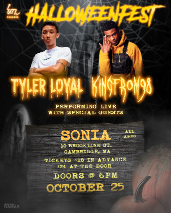 HalloweenFest ft. Tyler Loyal and Kingfrom98