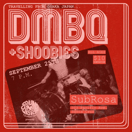 DMBQ + SHOOBIES