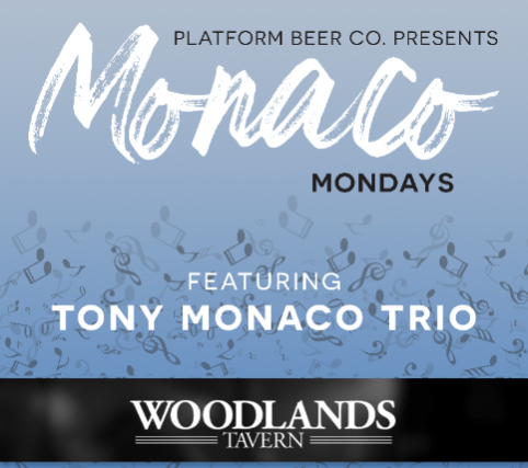 Monaco Monday presented by Platform Beer Co.