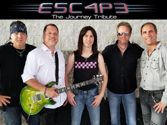 E5C4P3 Journey Tribute Band