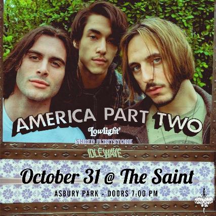 America Part Two at The Saint - Asbury Park, NJ 07712
