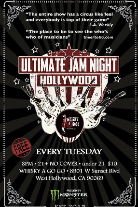 Ultimate Jam Night at Whisky A Go Go