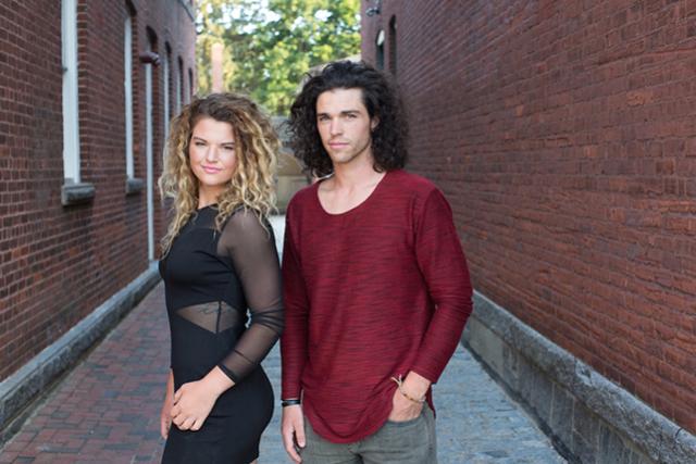 Acoustic Brunch: Auguste and Alden