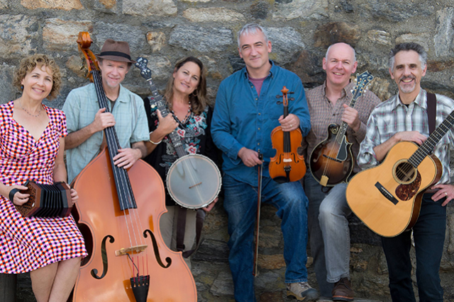 Bluegrass Brunch: The Shovel Ready String Band