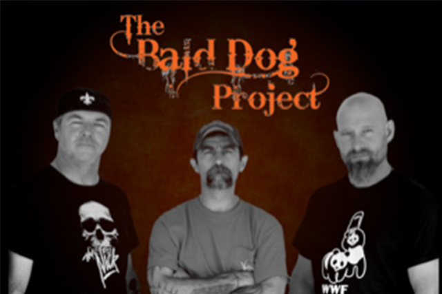 The Bald Dog Project, Deface, 9 Slug