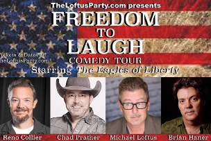 Freedom to Laugh Tour