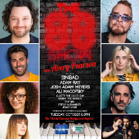 The 88 Show with Avery Pearson + Sinbad, Adam Ray, Josh Adam Meyers, Ali Macofsky, Stevvi Alexander, Jenny Karr, Michael Glazer, Sandy Danto, & more!
