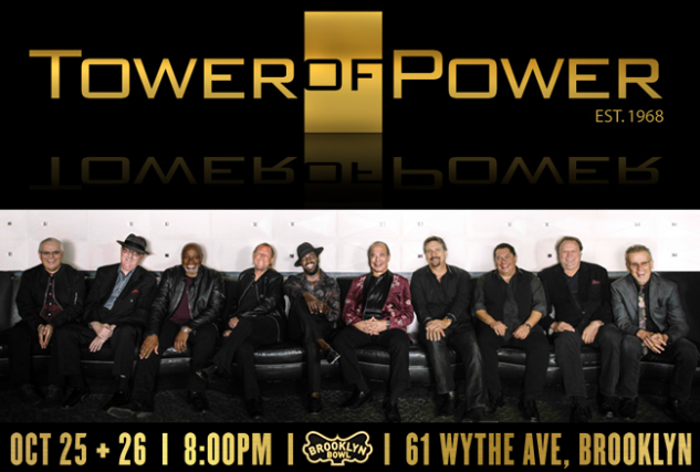 More Info for Tower of Power