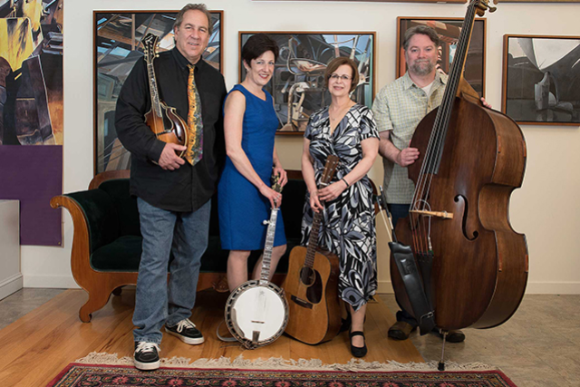 Bluegrass Brunch: Too Blue