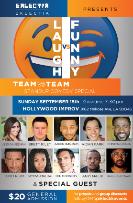 Laugh vs. Funny: Team vs. Team Stand Up Comedy Special