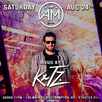 KXTZ @ AM Southampton - August 10
