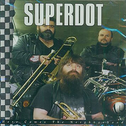 Superdot, The Butts, Killsound, Hail Alien