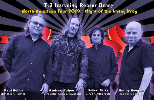 3.2 featuring Robert Berry