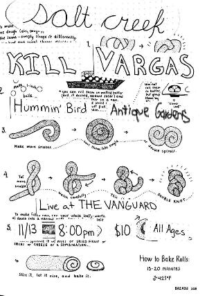 Salt Creek // Kill Vargas