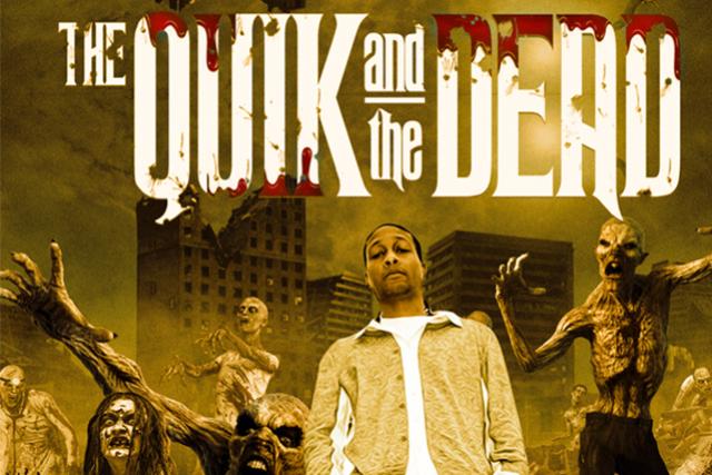 DJ QUIK: The Quik & The Dead Halloween Bash