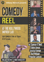 Comedy Reel w/ Mike Masilotti and Nolan Culver ft. Fahim Anwar, Kurt Metzger, Jessica Keenan, and more!