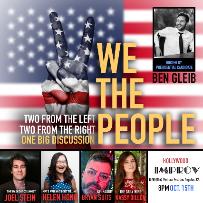 We The People w/ Ben Gleib, Helen Hong, Ken Garr, Joel Stein,  Bryan Suits, Kassy Dillon, and more!