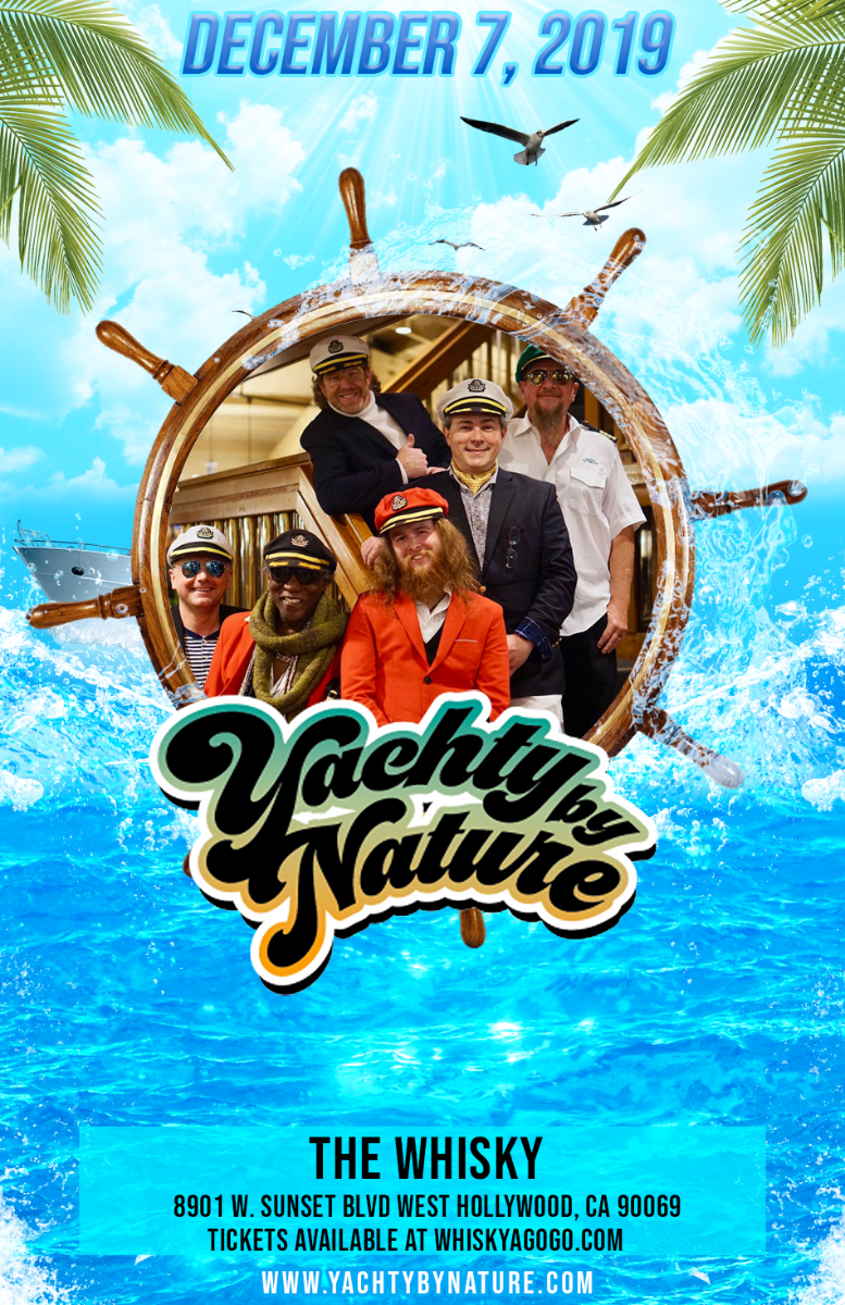 Yachty By Nature, Jacob Winthrop Music Co., Ninefinger, Mercy Mode, Overdrive