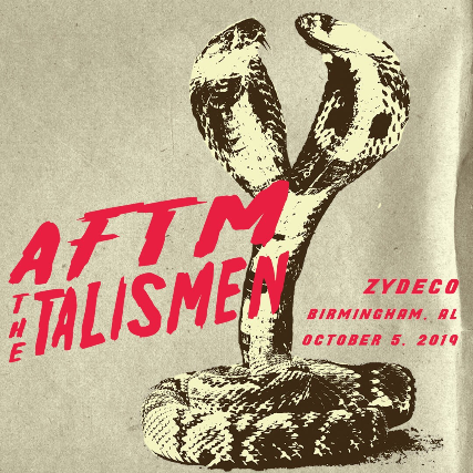 AFTM & The Talismen at Zydeco