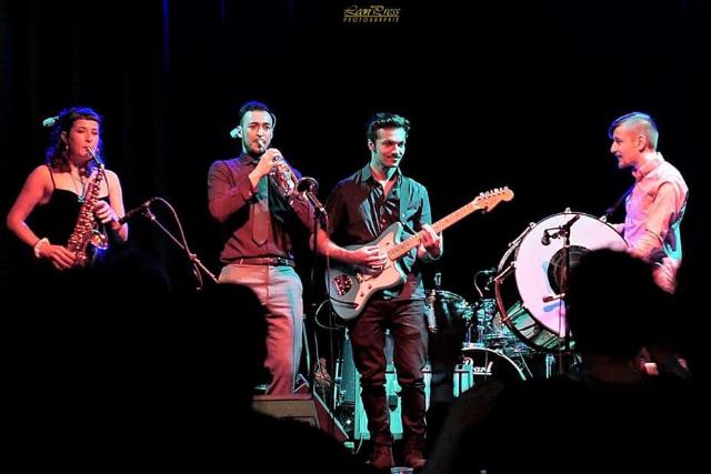 The Crocodile Presents: Melez Band, The M9