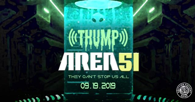 THUMP AREA 51