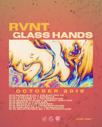RVNT and Glass Hands at Thompson House (Parlor)