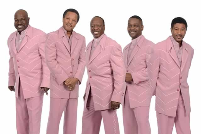 The Spinners at The Coach House