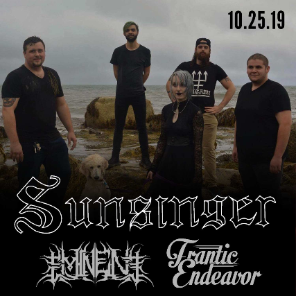 Sunsinger EP Release Party at FMH at Fete Music Hall