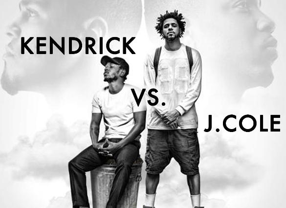 KENDRICK VS J. COLE DJ Night