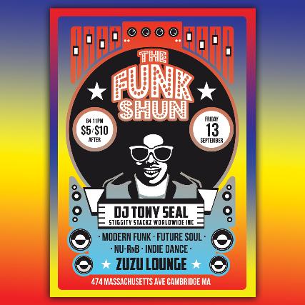 The Funkshun | Future Soul & Modern Funk Night | The Middle