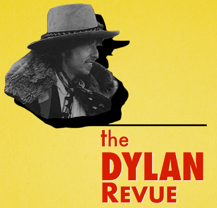 Ticket for The Dylan Revue (Bob Dylan cover), Hamilton Boyce (of Song  Sparrow Research), Russell Rabut