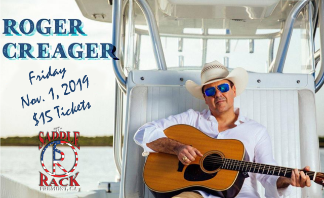 The Saddle Rack Presents Roger Creager In Concert