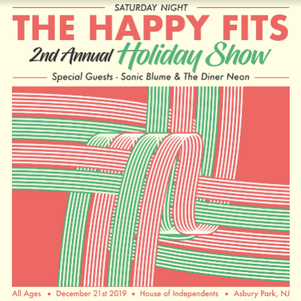 SOLD OUT: The Happy Fits Holiday Show