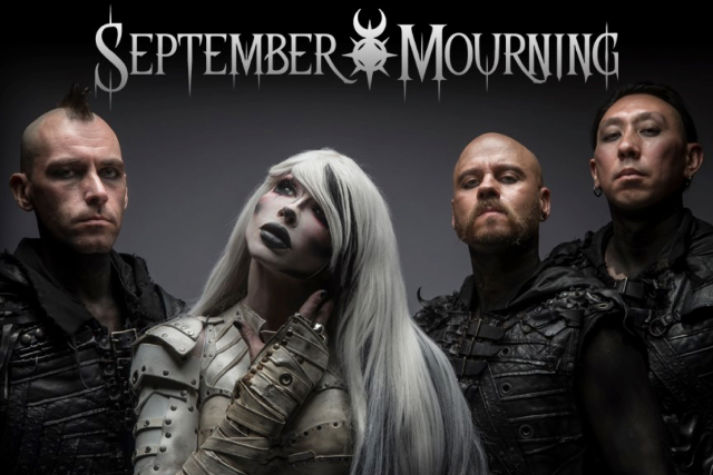 SEPTEMBER MOURNING, American Grim, Most Wanted, Shadow's Reflection