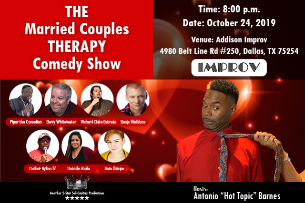 The Married Couples Therapy Comedy Show