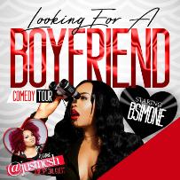 B Simone's Looking For a Boyfriend Comedy Tour