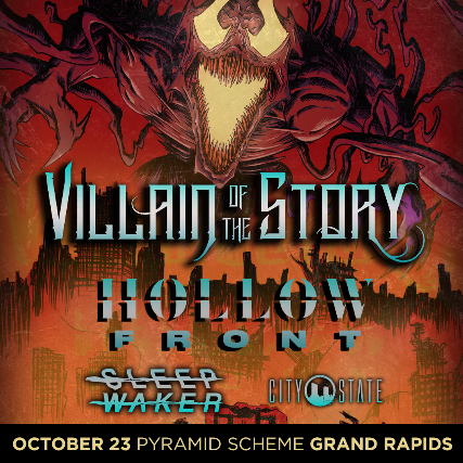 Villain of the Story + Hollow Front w/ Sleep Waker + City State