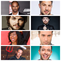 At the Improv: Damon Wayans Jr., Nick Thune, Brad Williams, Jackie Fabulous, Vincent Oshana, Andy Kozel, Vanessa Johnston, Danny Vermont, Brian Moreno, Rene Garcia, Mark Serritella and more!