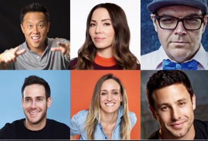At the Improv: American Me Comedy ft. Whitney Cummings, Ian Bagg, Michael Lenoci, Jason Rogers, Jessica Inserra, Bryson Banks, Sean Lynch and more!