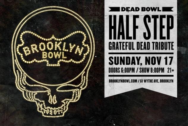 More Info for Half Step (Grateful Dead Tribute)