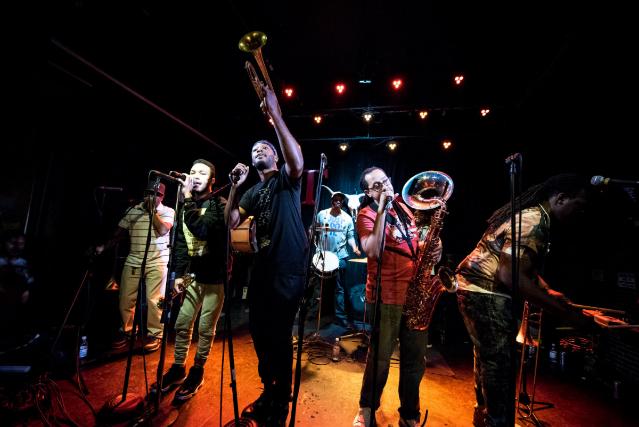 More Info for Rebirth Brass Band