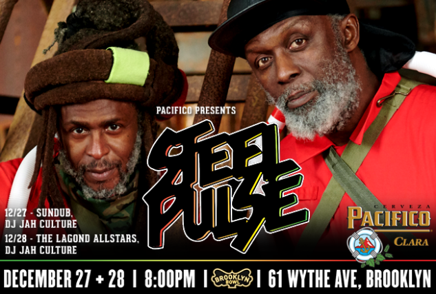 More Info for Steel Pulse