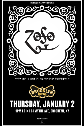 More Info for Zoso - The Ultimate Led Zeppelin Experience, Kiss The Sky - Jimi Hendrix Tribute