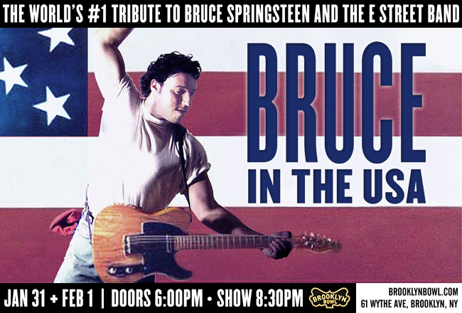 Bruce In the USA
