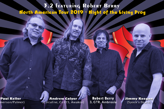 Robert Berry's 3.2