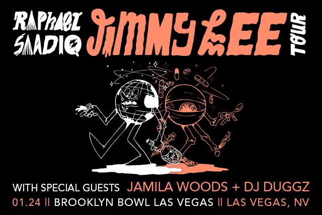 Raphael Saadiq - Jimmy Lee Tour